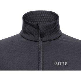 GORE WEAR M Thermo Long Sleeve Zip Shirt Women black